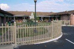 Commercial PVC Vinyl Fence Installation Fencing in Mountain Home, AR